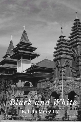 Black and White Bali 15.Mei.2017