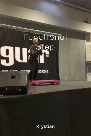 Functional Step Krystian