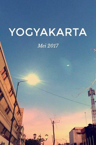 YOGYAKARTA Mei 2017