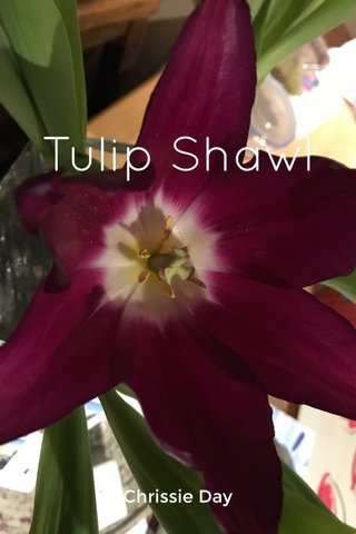 Tulip Shawl Chrissie Day