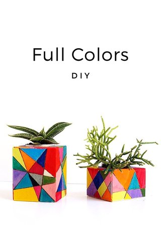 Full Colors DIY