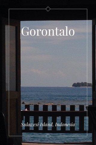 Gorontalo Sulawesi Island, Indonesia