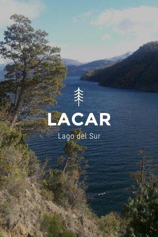 LACAR Lago del Sur