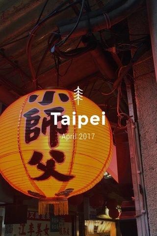 Taipei April 2017
