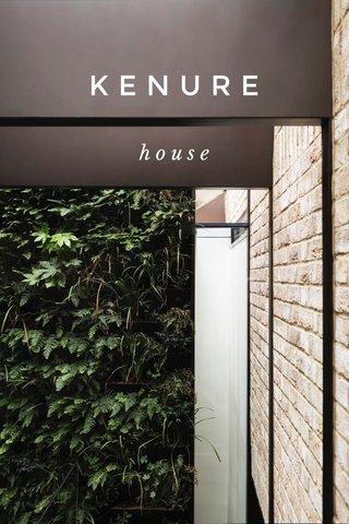 KENURE house