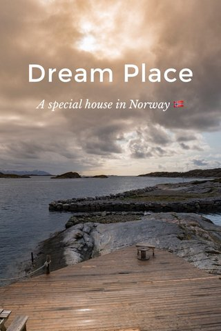 Dream Place A special house in Norway 🇳🇴