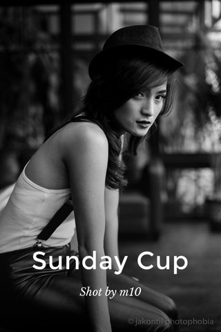 Sunday Cup Shot by m10
