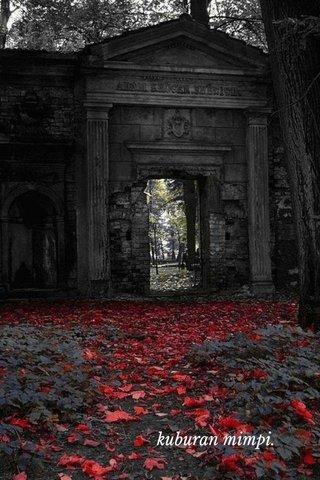 kuburan mimpi.