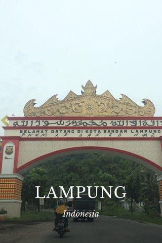 LAMPUNG Indonesia