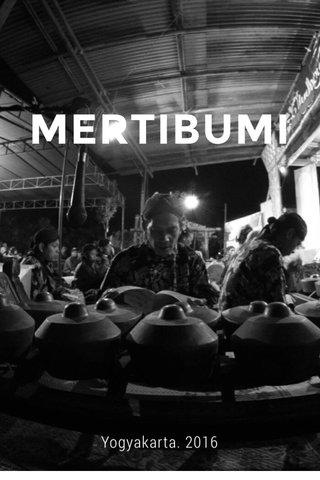 MERTIBUMI Yogyakarta. 2016