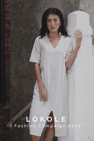 LOKOLE Fashion Campaign 2017