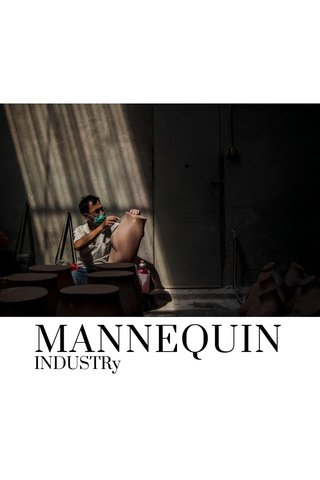 MANNEQUIN INDUSTRy
