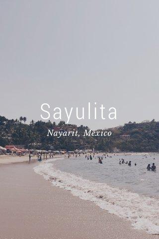 Sayulita Nayarit, Mexico