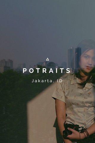 POTRAITS Jakarta, ID