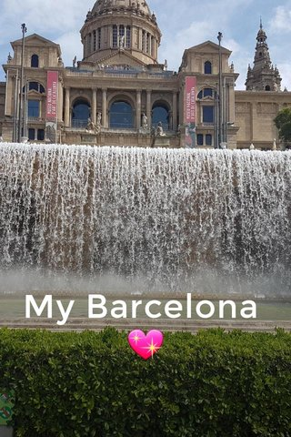 My Barcelona 💖