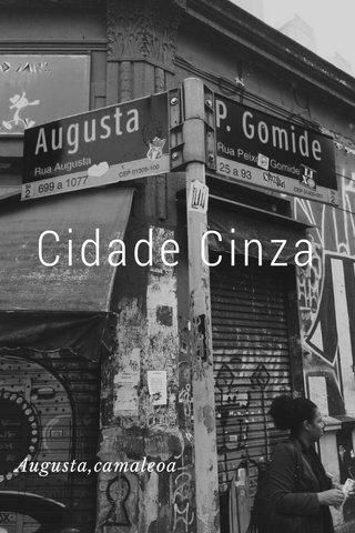 Cidade Cinza Augusta,camaleoa