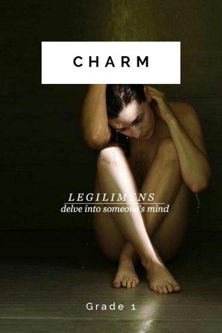 CHARM Grade 1