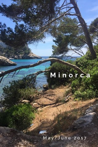 Minorca May/June 2017