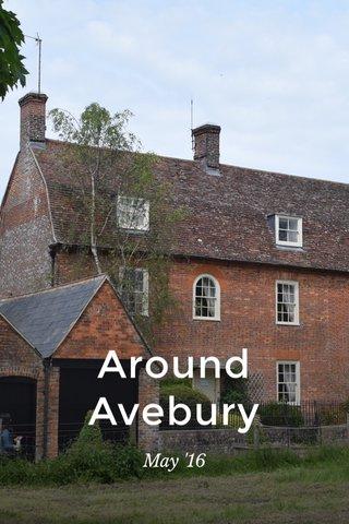 Around Avebury May '16