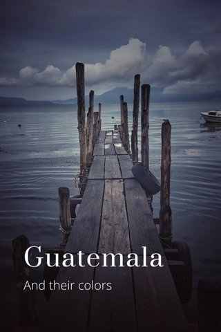 Guatemala And their colors