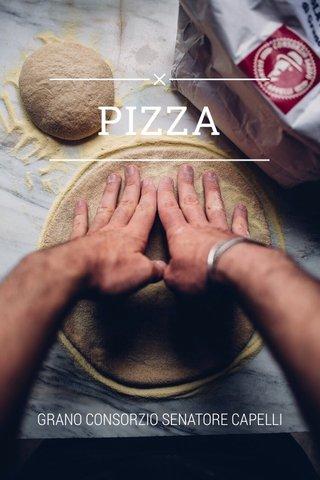 PIZZA GRANO CONSORZIO SENATORE CAPELLI