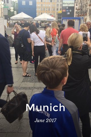 Munich June 2017