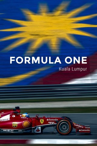 FORMULA ONE Kuala Lumpur