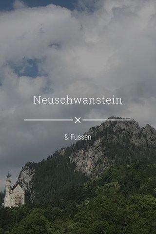 Neuschwanstein & Fussen