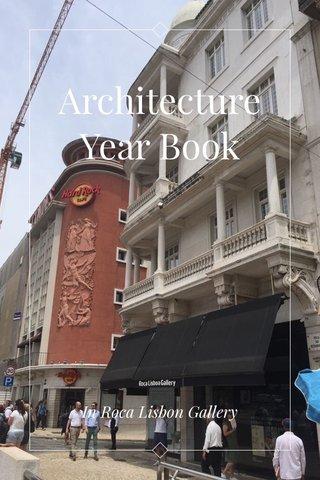 Architecture Year Book In Roca Lisbon Gallery