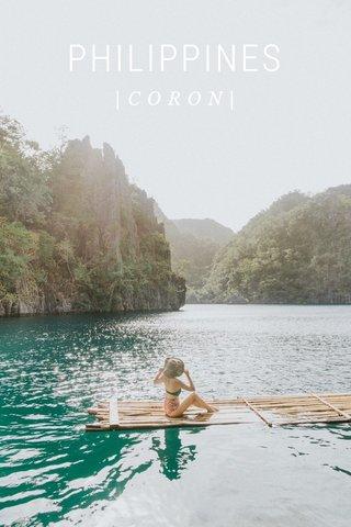 PHILIPPINES |CORON|