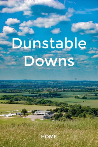 Dunstable Downs HOME