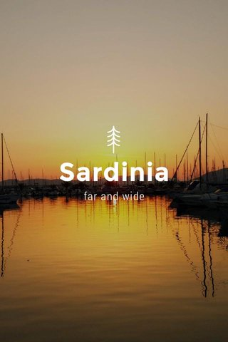 Sardinia far and wide