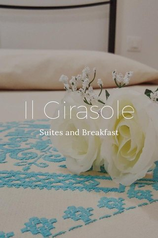 Il Girasole Suites and Breakfast