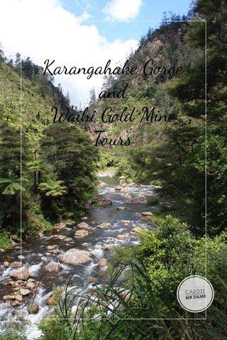 Karangahake Gorge and Waihi Gold Mine Tours