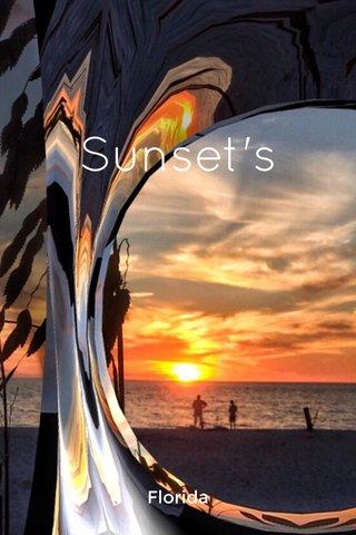 Sunset's Florida