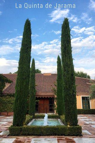 La Quinta de Jarama @heikojahn