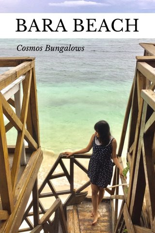 BARA BEACH Cosmos Bungalows