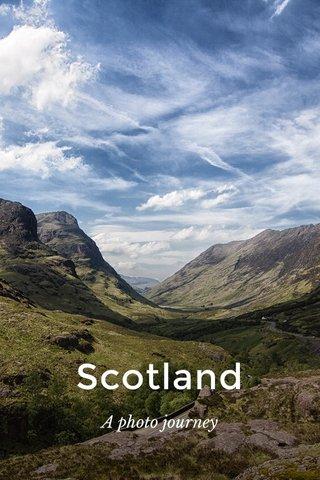 Scotland A photo journey