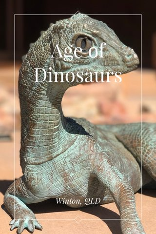 Age of Dinosaurs Winton, QLD