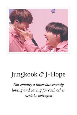 Jungkook & J-Hope