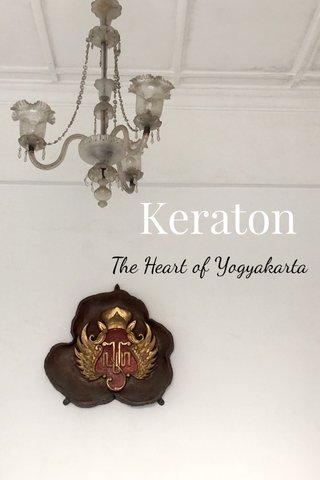 Keraton The Heart of Yogyakarta