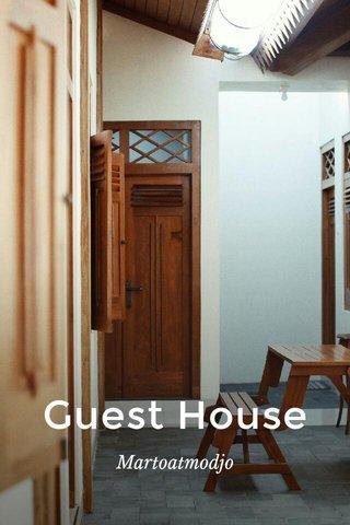 Guest House Martoatmodjo