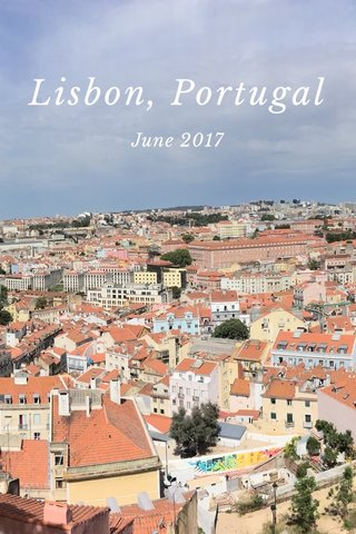 Lisbon, Portugal June 2017