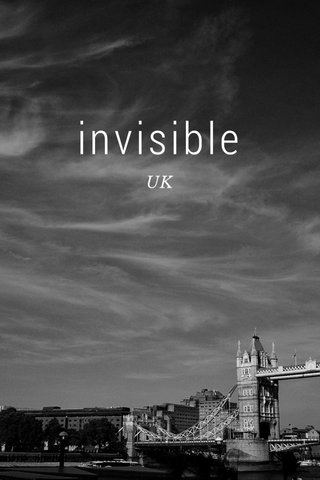 invisible UK
