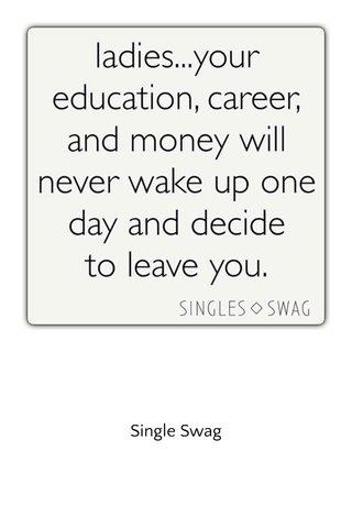 Single Swag