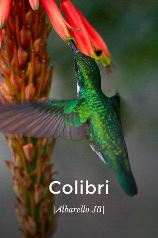 Colibri |Albarello JB|