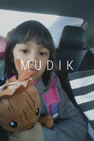 MUDIK