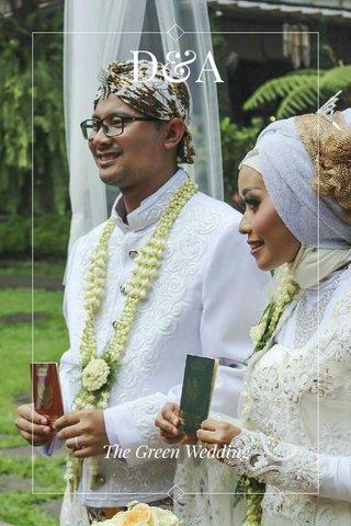 D&A The Green Wedding