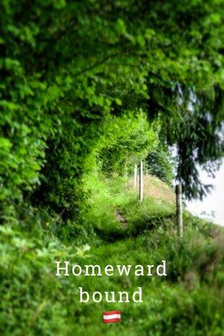Homeward bound 🇦🇹