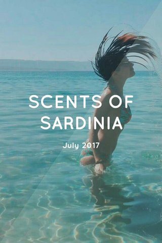 SCENTS OF SARDINIA July 2017